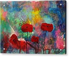 Acrylic Msc 078 Acrylic Print