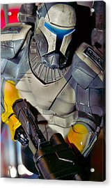 Action Toy Acrylic Print