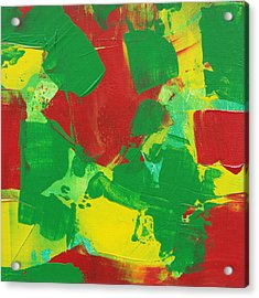 Acrylic Print featuring the painting Active Pursuit C2013 by Paul Ashby