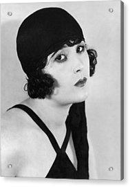 Actress Margaret Livingston Acrylic Print