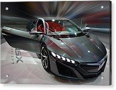 Acura Nsx Concept 2013 Acrylic Print