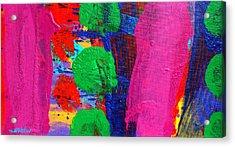 Ad Libitum Acrylic Print by John  Nolan