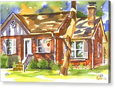 Adams Home Acrylic Print