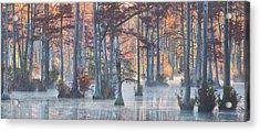 Adams Mill Pond Panorama 11 Acrylic Print