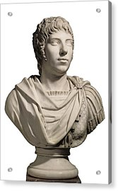 Adan, Juan Antonio 1741-1816. Bust Acrylic Print