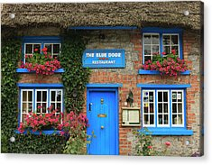 Adare County Limerick Ireland Store Acrylic Print by Tom Norring