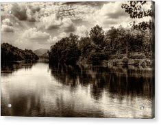 Adda River 2 Acrylic Print