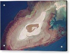 Adele Island Acrylic Print