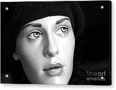 Adele Acrylic Print by Sophie Vigneault