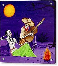 Adelita Y Juan Acrylic Print