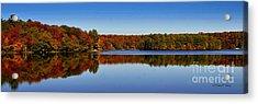 Adirondack October Acrylic Print