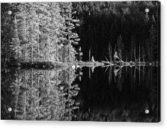 Adirondack Reflections Acrylic Print