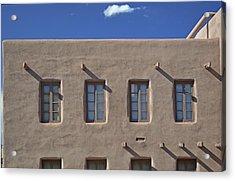 Adobe Architecture II Acrylic Print