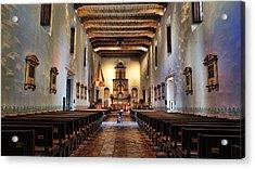 Adoration - San Diego De Alcala Acrylic Print
