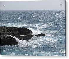 Adriatic Sea Acrylic Print