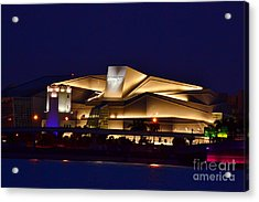 Adrienne Arsht Center Performing Art Acrylic Print