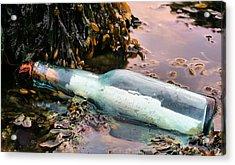 Adrift  Acrylic Print by JC Findley