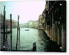 Acrylic Print featuring the photograph Adrift by Steve Godleski