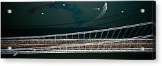Aerial View Of A Crowd Running Acrylic Print by Panoramic Images