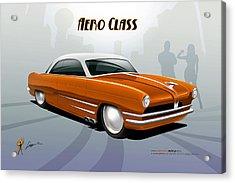 Aero Class Acrylic Print