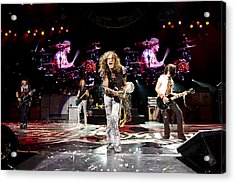 Aerosmith - Austin Texas 2012 Acrylic Print by Epic Rights