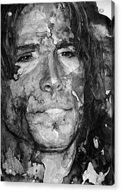 Aerosmith Acrylic Print
