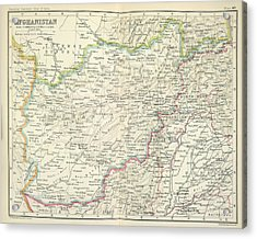 Afghanistan Acrylic Print by British Library