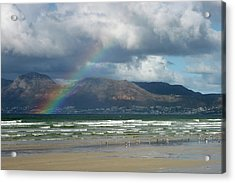 Africa, South Africa, Cape Town Acrylic Print