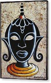 Africana Acrylic Print by Joseph Sonday
