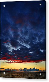 After Glow Acrylic Print