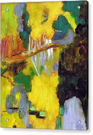 after Paul Serusier Acrylic Print