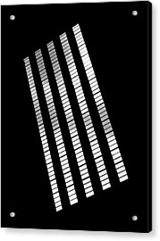 After Rodchenko 2 Acrylic Print by Rona Black