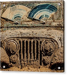 After The Mudbog Acrylic Print by Jay Heiser