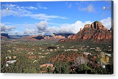 After The Rain Acrylic Print