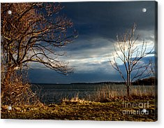 After The Storm  Acrylic Print by A New Focus Photography