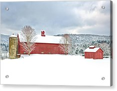 After The Storm Acrylic Print by Bill Wakeley