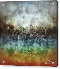 After The Storm Acrylic Print by Darla Wood