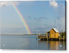 After The Storm Acrylic Print by Gregg Southard