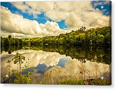 After The Storm Acrylic Print by Sherman Perry