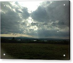 After The Storm Acrylic Print by Susan Pina