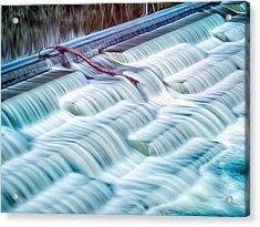 White Rock Lake Dallas 031015 Acrylic Print
