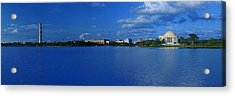 Afternoon At The Tidal Basin Acrylic Print