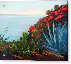 Afternoon Channel Acrylic Print by Dorothy Nalls