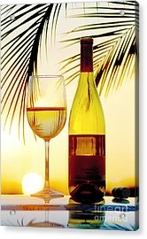 Afternoon Delight Acrylic Print