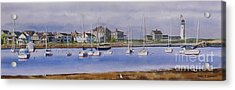 Afternoon Delight Acrylic Print by Karol Wyckoff