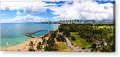 Afternoon On Waikiki Acrylic Print