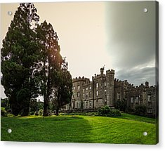 Afternoon Sun Over Markree Castle Acrylic Print