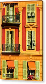 Afternoon Windows Acrylic Print by Inge Johnsson