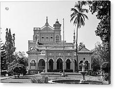 Aga Khan Palace Acrylic Print
