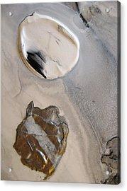 Agate Beach Acrylic Print